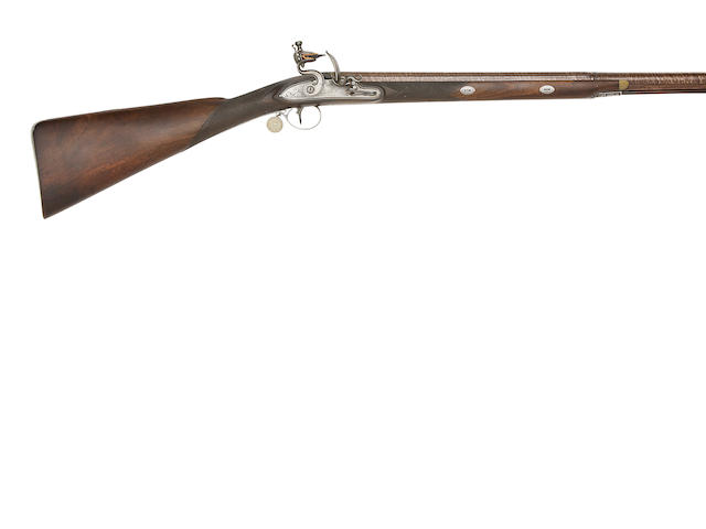 A 16-Bore Flintlock Sporting Gun
