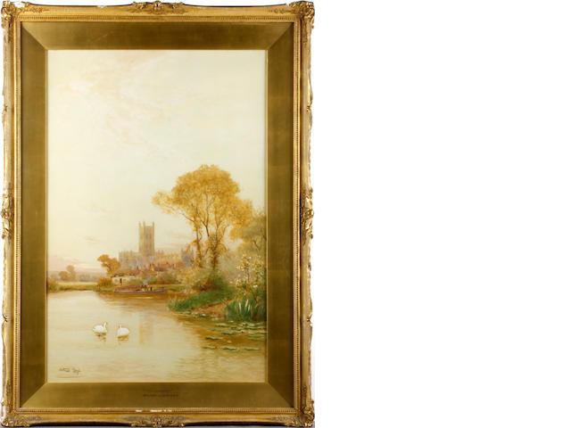 "Walter Stuart Lloyd (British, active 1875-1929) ""Gloucester"""