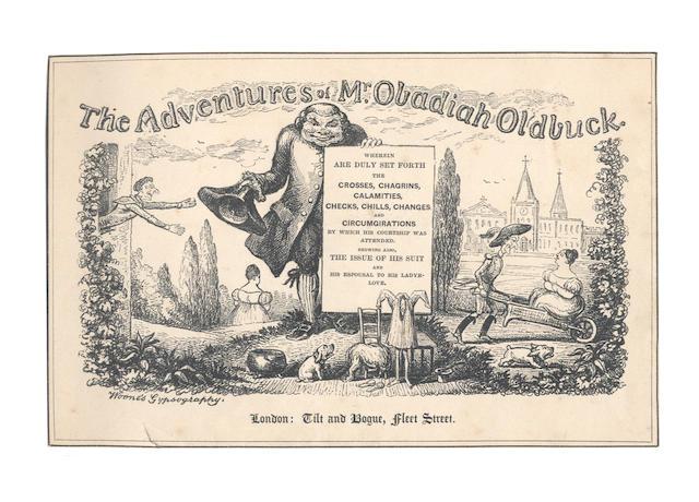 The Adventures of Mr Oldburgh, Tilt & Bogue