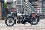 1936 Brough Superior SS80