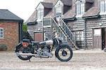 1936 Brough Superior 982cc SS80 Frame no. M8/1658 Engine no. BS/X 4640