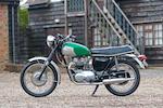 1969 Triumph Tiger 100