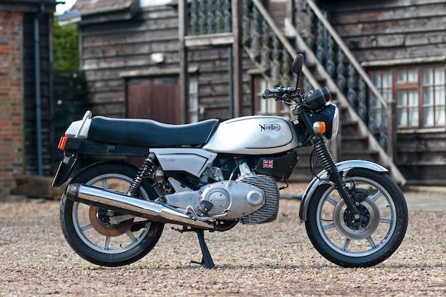 1981 Norton Classic