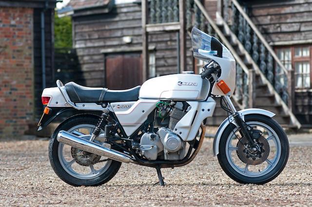 1983/4 Laverda 1200