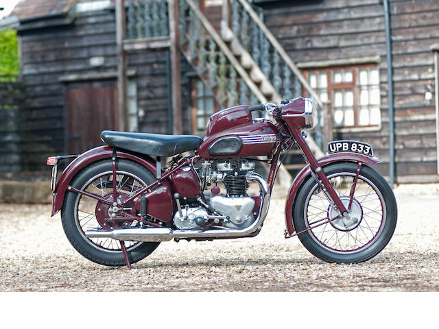 1953 Triumph Speed Twin