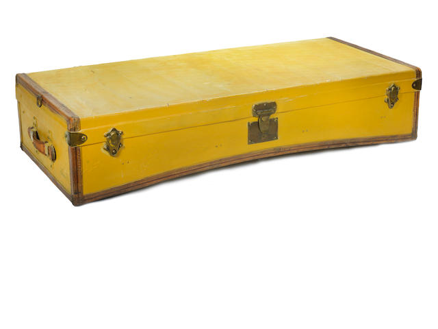 A Roof-Trunk by Moynat of Paris, Edwardian,
