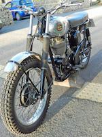 1960 Velocette 500cc MSS Enduro Scrambler Frame no. 1982/35 Engine no. MSS 12835 S