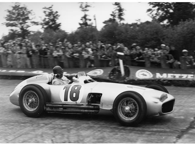 1954 2½-litre Mercedes-Benz W196 Formula 1 Grand-Prix Single-Seater