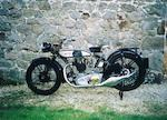 1929 Norton 500cc Model 18 Frame no. 41670 Engine no. 48475