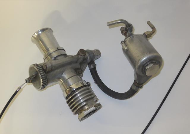 An Amal T5GP1 B carburettor,