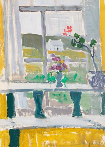 Anne Redpath, OBE RSA ARA LLD ARWS ROI RBA (British, 1895-1965) 47 x 33 cm. (18 1/2 x 13 in.)