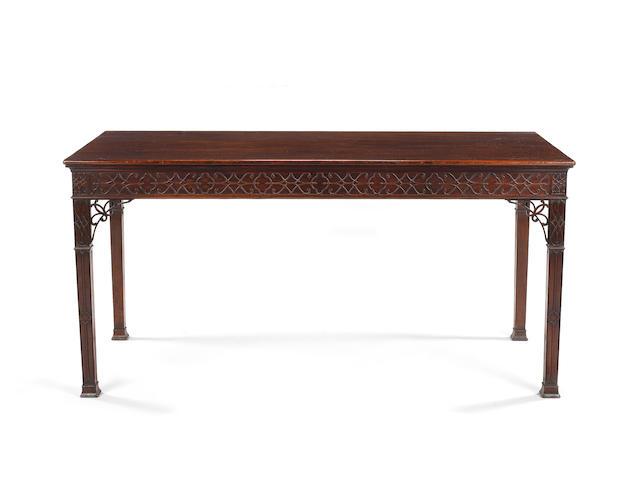 Georgian side table