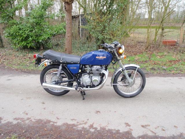 1976 Honda CB400F Frame no. CB400F1049172 Engine no. CB400FE1046270