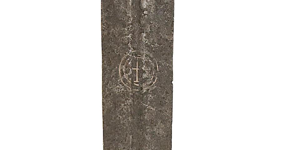 A Fine North European Medieval Knightly Sword Of Oakeshott Type Xa