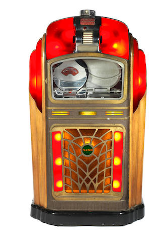 A Packard PLA-MOR 78 rpm Jukebox, 1947,