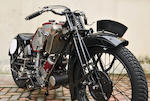 1930 Scott 596cc Sprint Special Frame no. 63 Engine no. PY3461