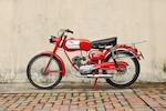 1968 Moto Morini 49cc Corsarino Frame no. 19981