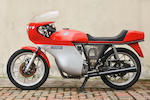 1976 MV Agusta 350 Sports 'Ipotesi' Frame no. 21601327 Engine no. 21601397