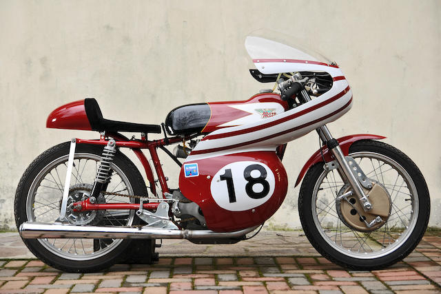 1955 Moto Morini 175cc Corsa Frame no. 16089 Engine no. GT6089