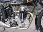c.1929 Velocette 349cc KSS/KTT Engine no. KTT 4
