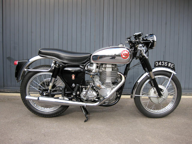 1958 BSA 500cc B34 Gold Star Clubmans