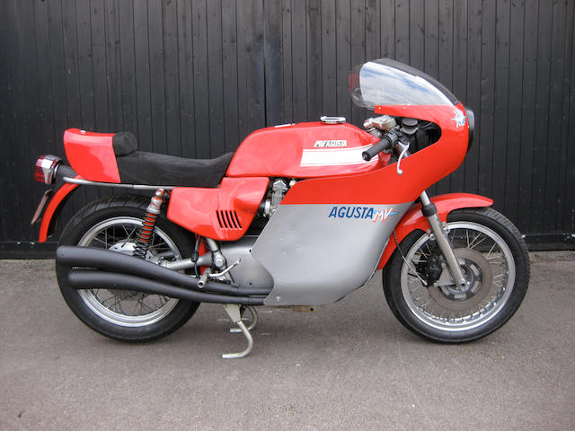 1978 MV Agusta 750S America Frame no. 2210368 Engine no. 2210510
