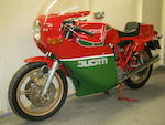 1981 Ducati 864cc Mike Hailwood Replica Frame no. DM900SS 901021 Engine no. 91589 DM860
