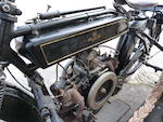 1922 Humber 4½hp Motorcycle Combination Frame no. M1366 Engine no. 4484