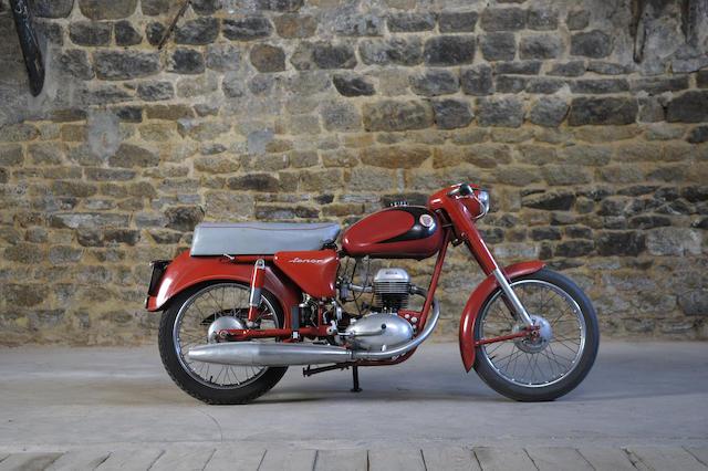 c.1960 Terrot 123cc Ténor Frame no. 501828 ET Engine no. ET125 676306