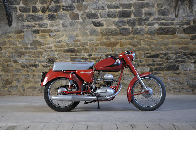 c.1960 Terrot 123cc Ténor Frame no. 501828 ET Engine no. ET125 676306