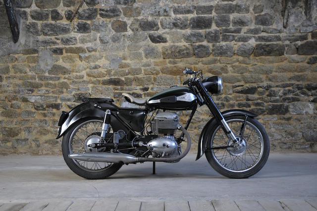 1955 Magnat Debon 250cc SSD  Frame no. 437727 MOD Engine no. M234756