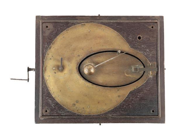 A rare W & S Jones Cometarium, English, early 19th century,