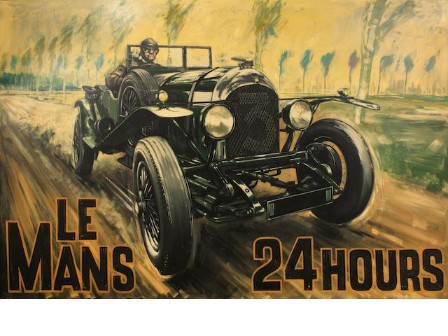 Tony Upson: 'Le Mans 24 Hours'