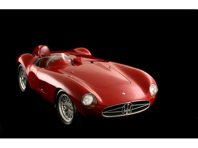 1955 Maserati 300S Sports-Racing Spider, chassis no. 3053