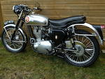 1956 BSA 500cc DBD34 Gold Star Frame no. CB32 5021 Engine no. DBD34GS 2138