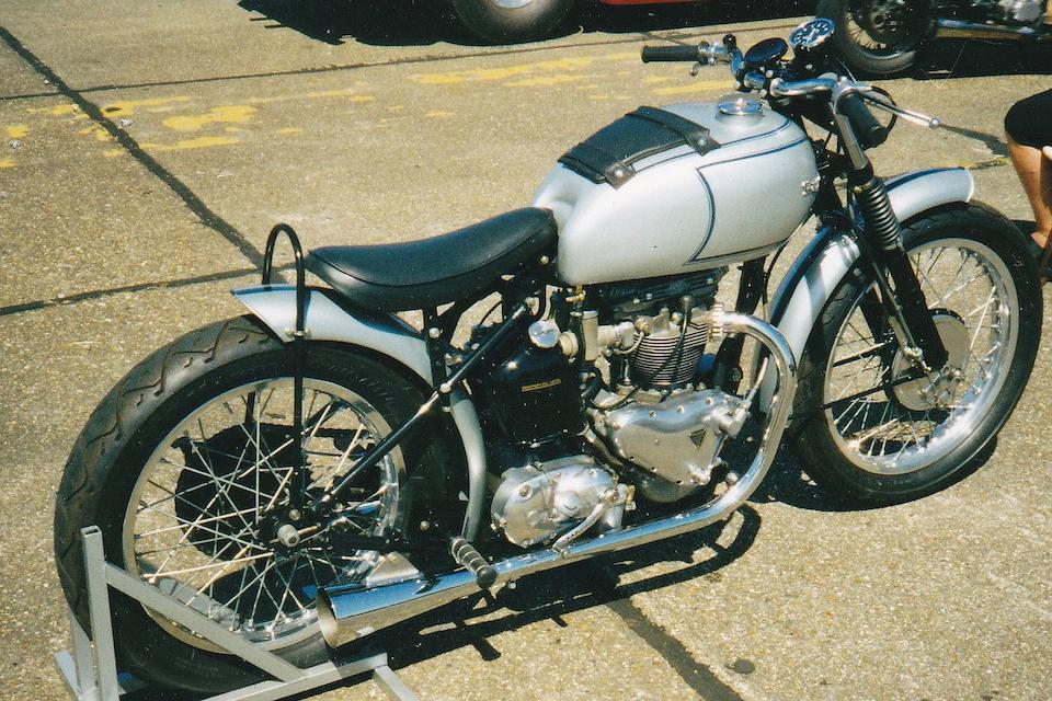 1948 Triumph 499cc 'Tiger 100 Grand Prix' Replica Frame no. 30548 Engine no. 59 90676
