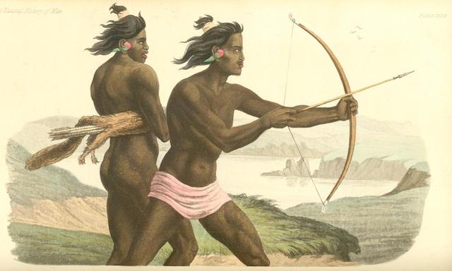 PRICHARD (JAMES COWLES) The Natural History of Man, 1848