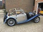 1938 MG TA Tickford Coupe