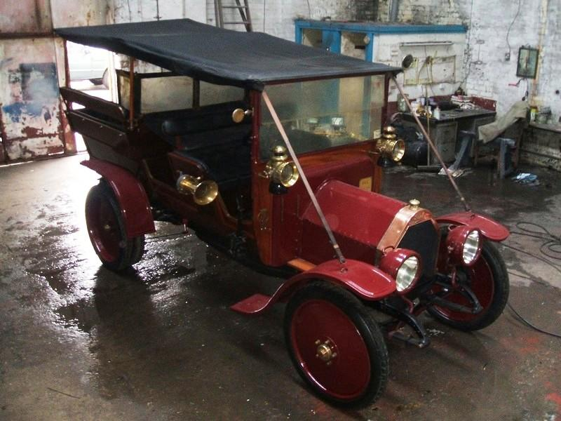 1917 FIAT 15/20hp Tipo 2B Wagonette, Chassis no. 174375