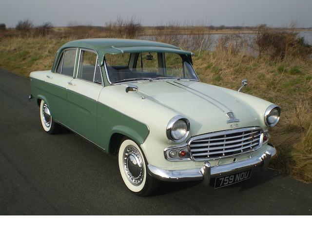 1961 Standard Vanguard Luxury Six Automatic