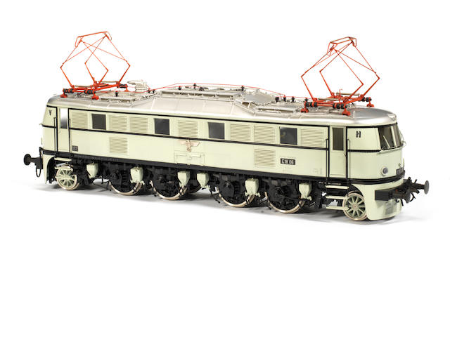 F.M for J&M Models gauge I DR 1-BB-1 class E18 No.1806 electric locomotive