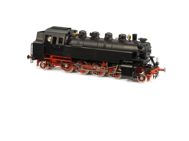 Aster for Fulgurex Gauge I live steam DB BR class 86 2-8-2ST No.86005