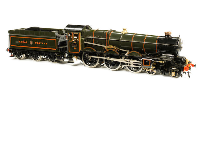Aster for Fulgurex Gauge I live steam 4-6-0 G.W.R King Class, King George V locomotive 6000 and tender