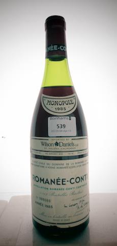Romanée-Conti 1985 (1)
