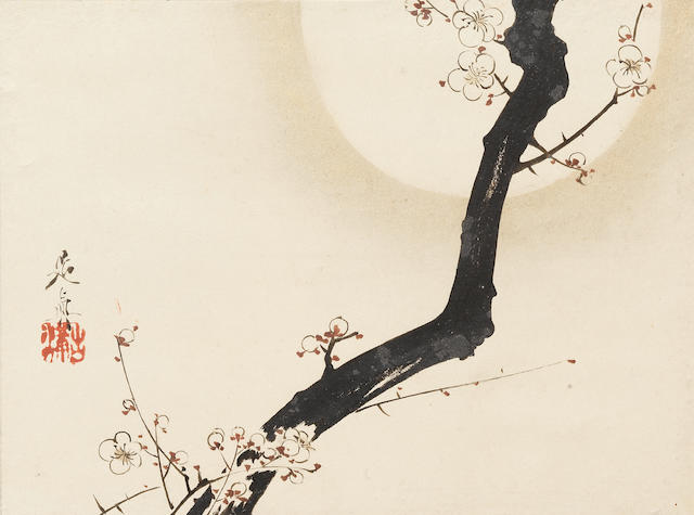 Shibata Zeshin (1807-1891) Late 19th century