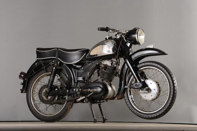 1962 NSU 247cc Supermax Frame no. 1844456 Engine no. 3238068