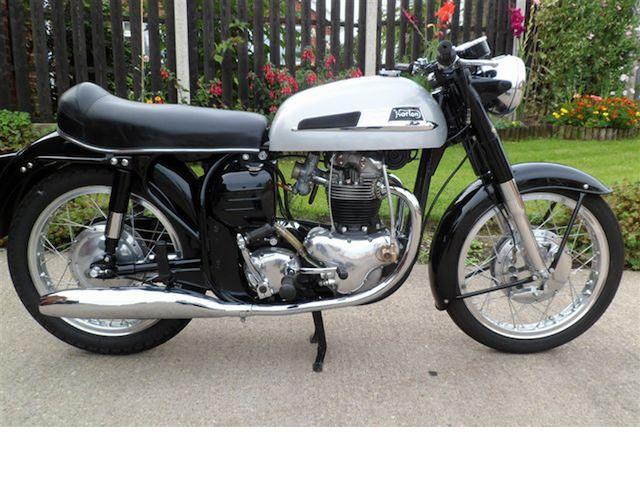 1970 Norton 650cc Mercury  Frame no. 129398 Engine no. 129398
