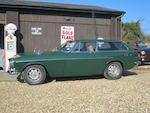 1971 Volvo P1800ES Sports Estate, Chassis no. 127 Engine no. 143