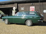 1971 Volvo P1800ES Sports Estate, Chassis no. 127 Engine no. 143