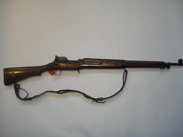 A .303 'P'14 Mk.1W' service rifle by Winchester, no. W90539